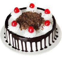 Fresh Black Forest Cake