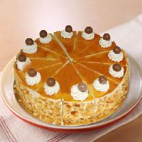 Butterscotch Delight Cake